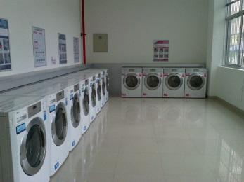 大学校园自助洗衣房合作模式及
