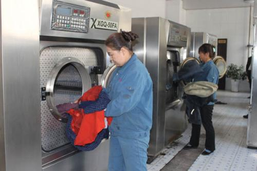 煤矿洗衣房洗涤设备配置要求