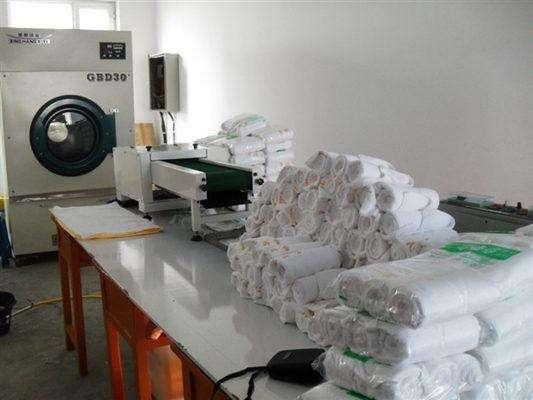 毛巾消毒洗涤设备选型