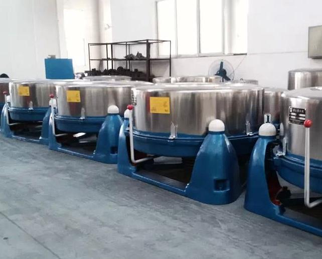 gong厂用洗涤机械-脱水机